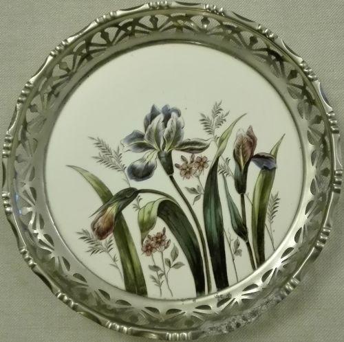 Max Dannhorn Art Nouveau Tray