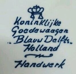 dating delft pottery marks