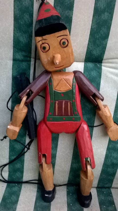 Boch New To You >> Vintage Pinocchio Marionette