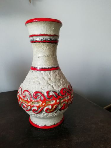 German pottery 1382/27 vase
