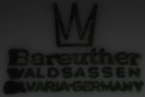 Bareuther waldsassen bavaria