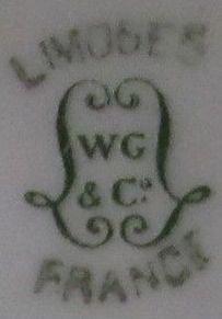 List limoges france porcelain marks