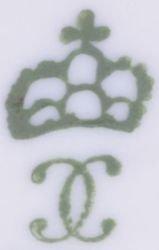 Wurttemberg porcelain marks