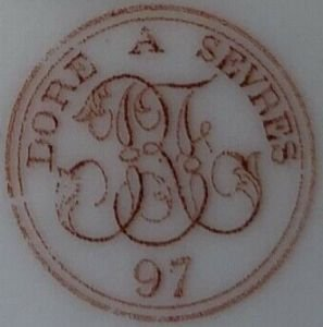 Sevres marks from the 1800s