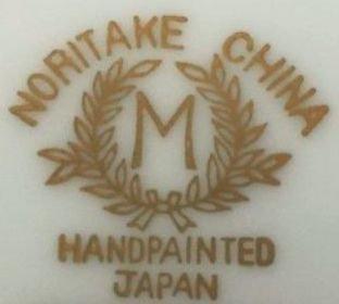 China backstamps noritake How to