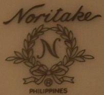 Noritake china backstamps