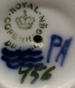 Datowanie porcelanowych znaków